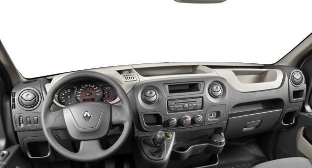 Renault Master interni
