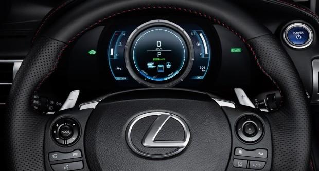 Lexus 300h 4