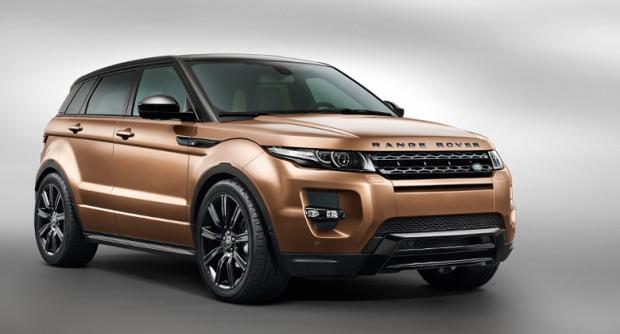 offerta noleggio lugo termine range rover evoque 5