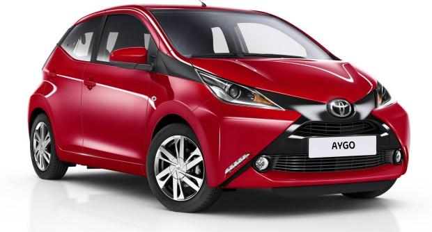 offerta noleggio auto a lungo termine Toyota Aygo 2