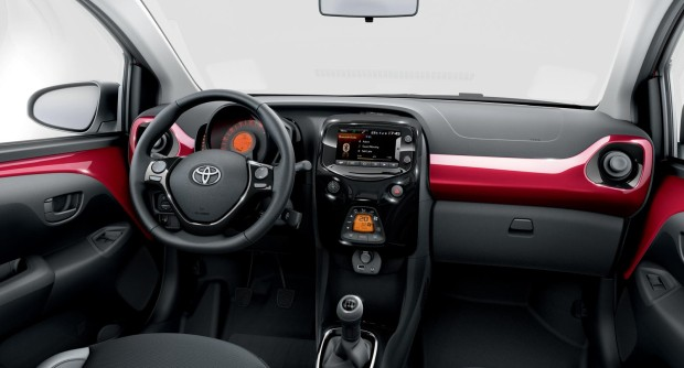 offerta noleggio auto a lungo termine Toyota Aygo 3