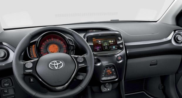 offerta noleggio auto a lungo termine Toyota Aygo 4