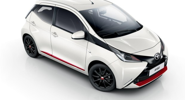 offerta noleggio auto a lungo termine Toyota Aygo 5