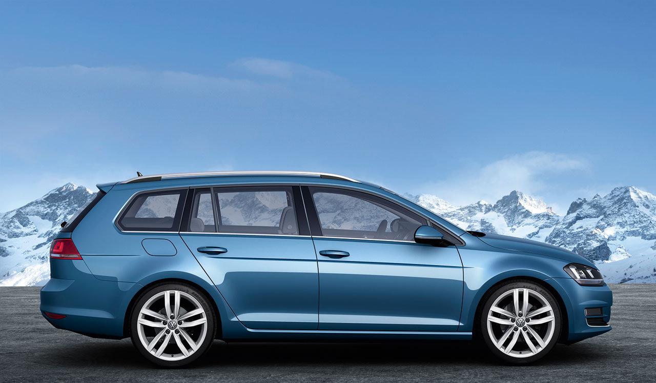 Noleggio Lungo Termine Volkswagen Golf Variant Just Rent