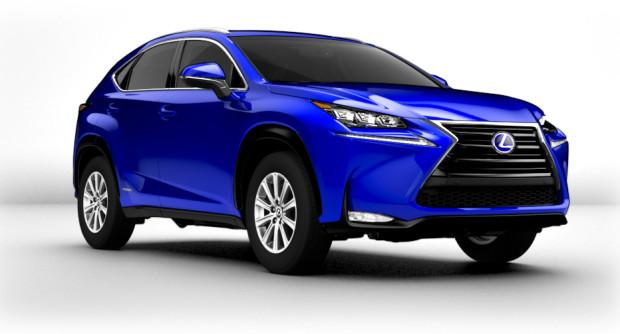 offerta noleggio auto a lungo termine lexus nx 300 1