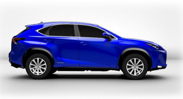 offerta noleggio auto a lungo termine lexus nx 300 2