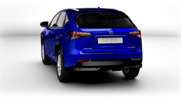 offerta noleggio auto a lungo termine lexus nx 300 4