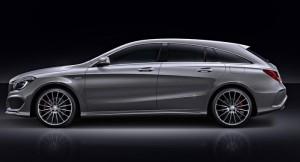 Noleggio lungo termine Mercedes CLA Shooting Brake